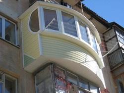 объединение комнаты и балкона в Мурманске