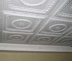 Потолочная плитка г.Мурманск, плитка на потолок