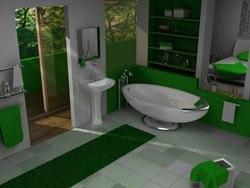 Ремонт ванной комнаты в Мурманске